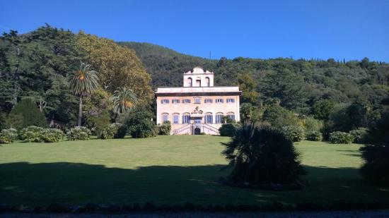 Relais dell'Ussero: From the entrance