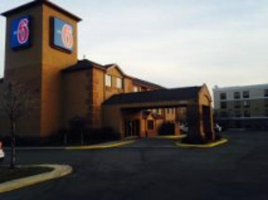 Motel 6 Indianapolis - Airport: Entrance