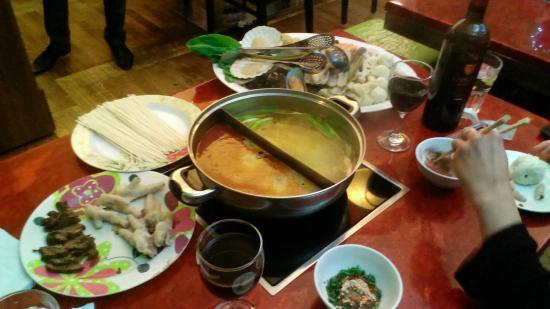 Xiangbala Hot Pot: Round 1