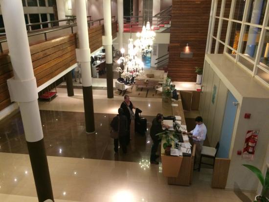 Gran Hotel Tourbillon: Lobby