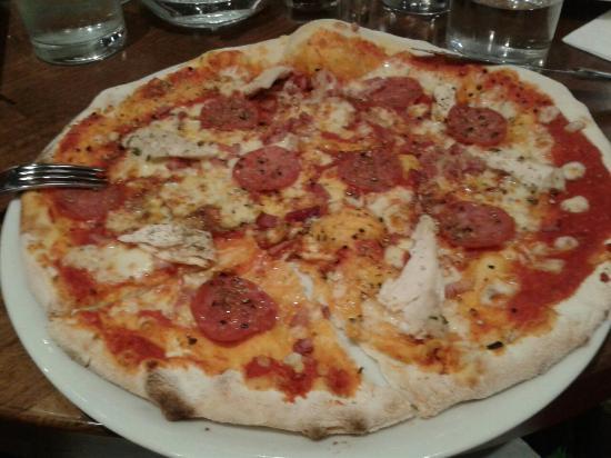 Prezzo: Lunch time pizza