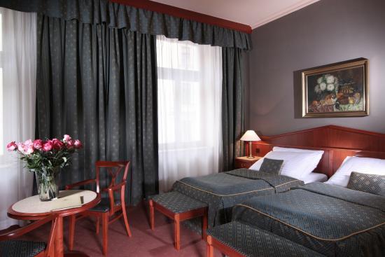 Hotel Carlton: Double room