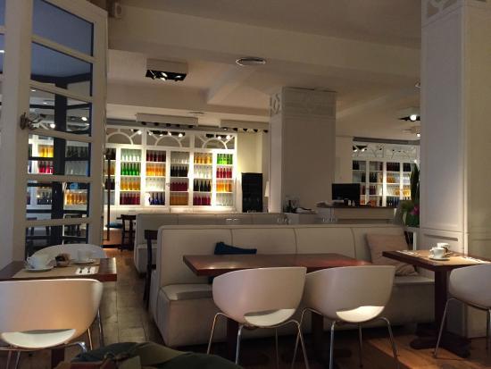 Hotel Ciutat de Girona : Restaurante