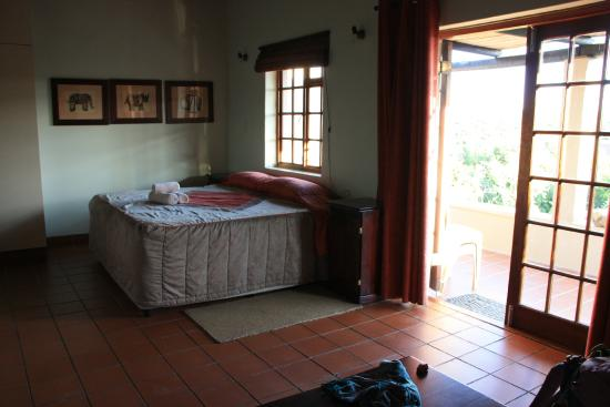 Addo Rest Camp: Bed
