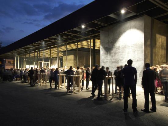 Andelsbuch, Avusturya: Werkraum als Veranstaltungsort