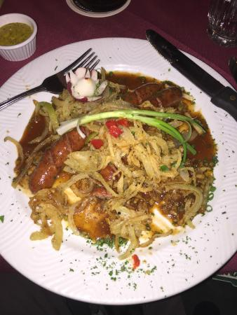 Bavarian Chef: Wonderful meal