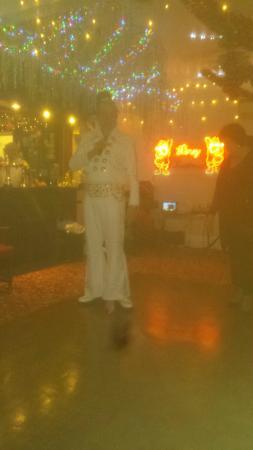 Hotel Bonair : Bar area