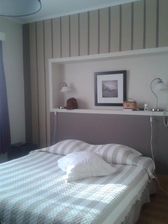 Hotel Noga Brussels: Quarto