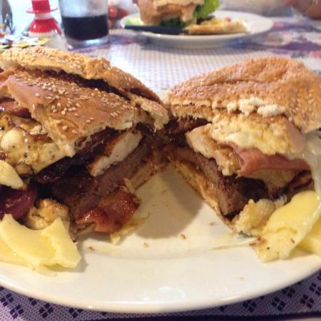 Restaurante & Lanchonete do Nonô: Nono