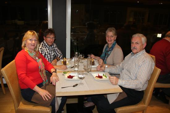 Nelson's Hotel : Gezellig dineren