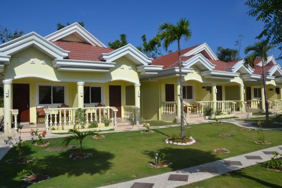 Malapascua Garden Resort: Deluxe Rooms