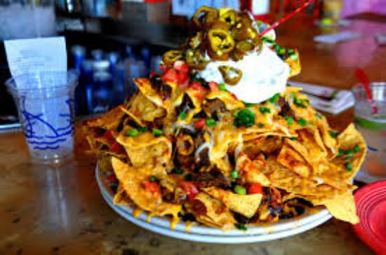 Margaritaville Food Reviews