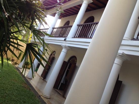 Galle Heritage Villa by Jetwing: camere al piano superiore
