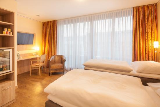 Hotel Kastanienhof : Deluxe Doppelzimmer