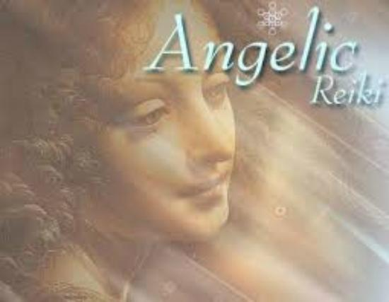 Sushannah's Angels: Angelic Reiki - healing from the Highest Realms