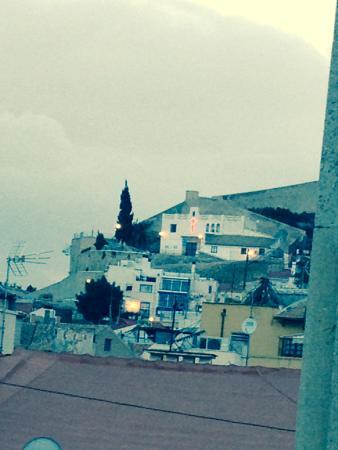 Tryp Ciudad de Alicante Hotel: Santa Cruz church