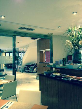 Tryp Ciudad de Alicante Hotel: Hotel