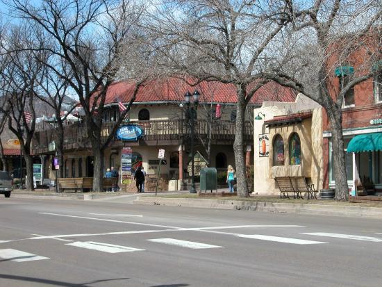 City Of Colorado Springs >> Old Colorado City Picture Of Old Colorado City Historic