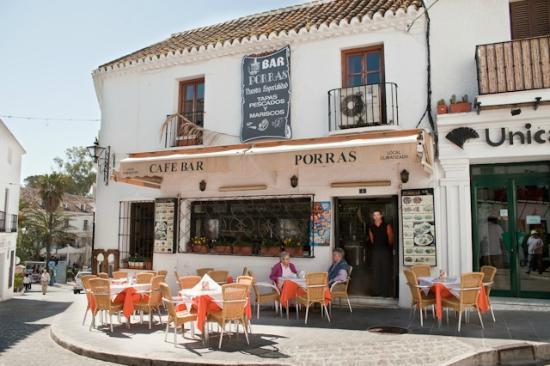 Cafe Bar Porras