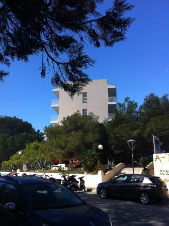 Hostal Cala es Pujols: hotel