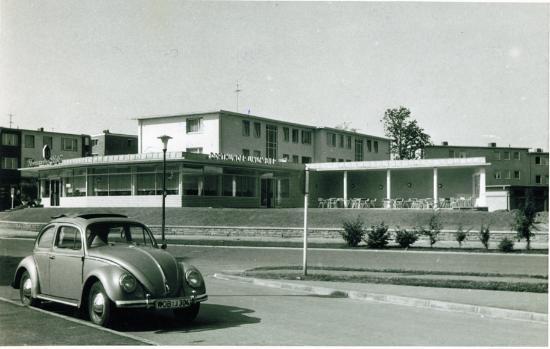 Restaurant Bacchus: Wie alles begann - 1961