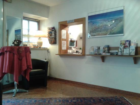 Hotel Gasthof Engl: Reception