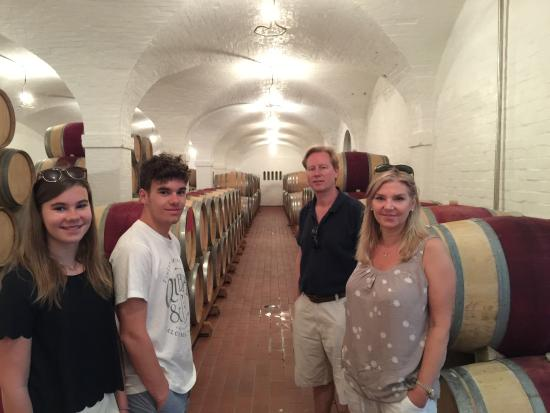 Greatest Africa Private Wine Day Tours: In the cellars at Klein Constantia