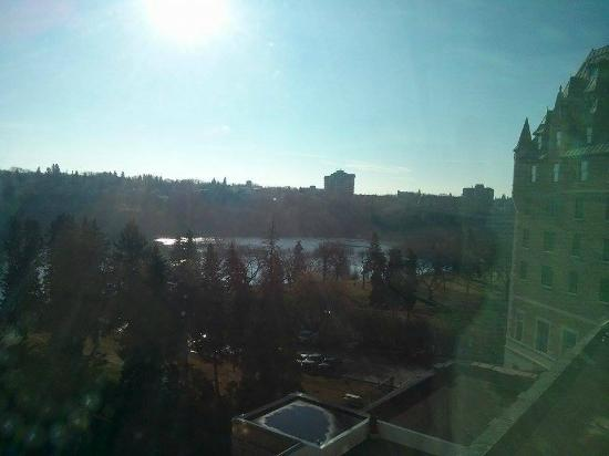 Delta Hotels by Marriott Bessborough: View from the room