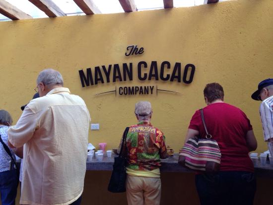 The Mayan Cacao Company