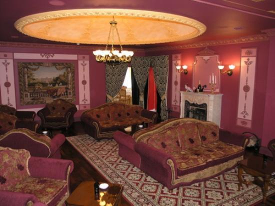 Kupecheskoye Sobraniye: Каминный зал