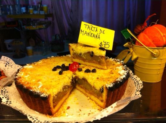 Medialunas Calentitas: tortas e mais tortas