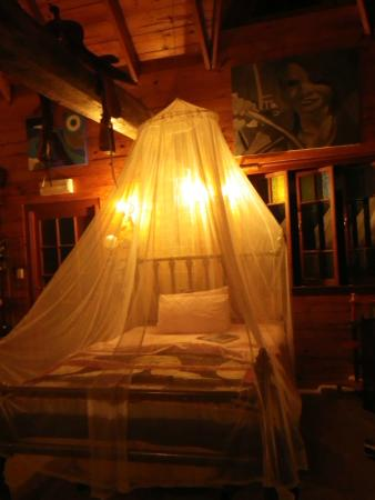 Mooloolah Valley Holiday Houses: Getting Ready for Bed!!