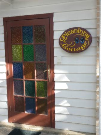 Mooloolah Valley Holiday Houses: Front Door