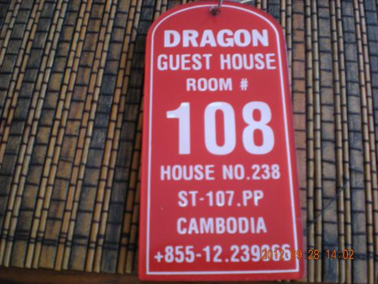 Dragon Guesthouse: So you find the way back