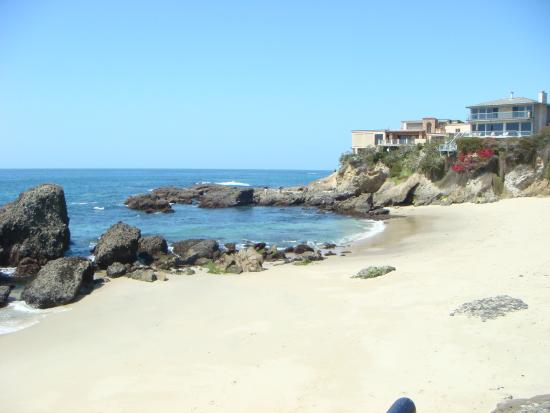 Laguna Beach Inn : Woods Cove