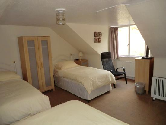 Buchan Guest House: Second floor family room