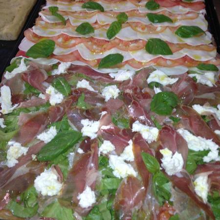 Acqua e Farina That's Pizza