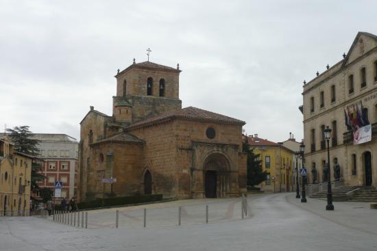 Iglesia de San Juan de Rabanera: San Juan de la Rabanera