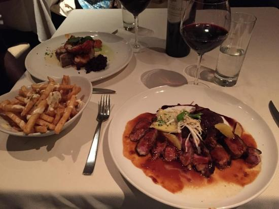 Scampo: Fabulous food