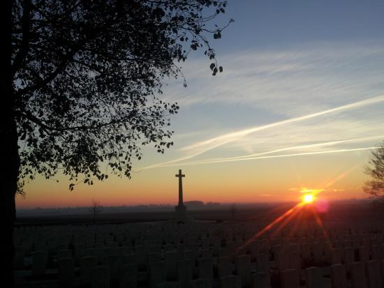 Adanac Cemetery  Miraumont