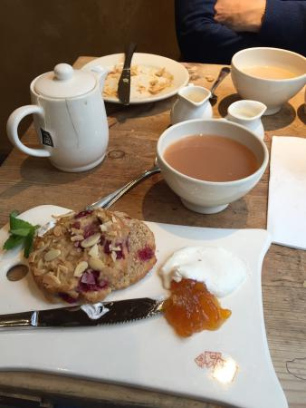 Le Pain Quotidien : Lovely food