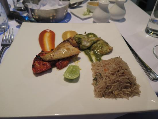 Malabar House: Our first taste of Kerala.