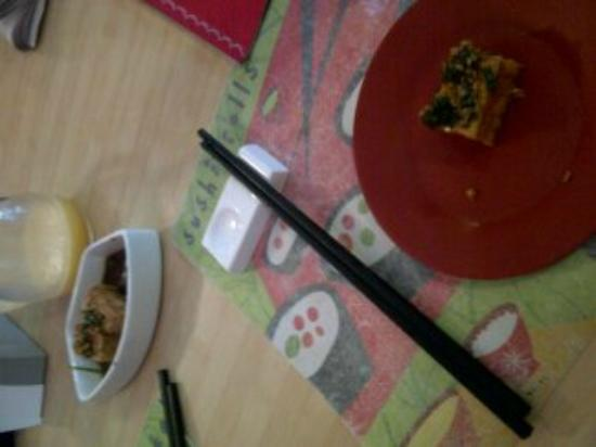 Wok and Roll : Entrada