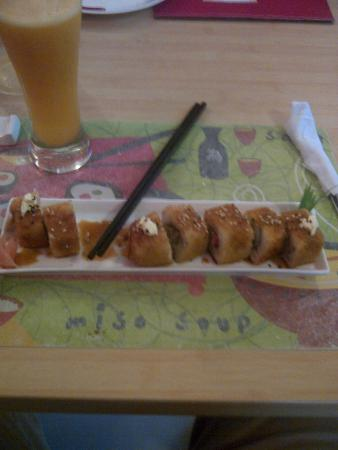 Wok and Roll : Very delicious