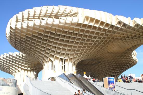 Centerbici: Las Setas, Sevilla