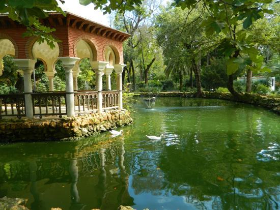 jardines picture of parque de maria luisa seville