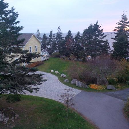 Oceanstone Resort: View from the balcony