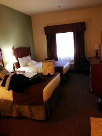Brookstone Lodge : 2 Queen Beds, 1st floor