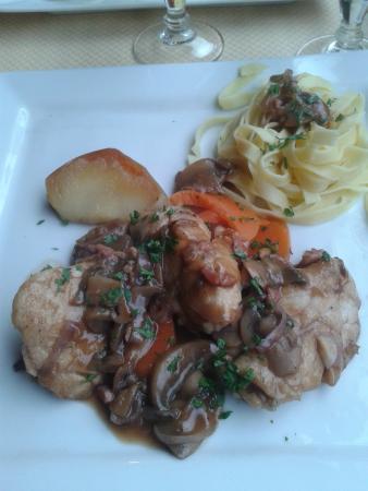 Le Bouchon Normand: trop peu dans l'assiette