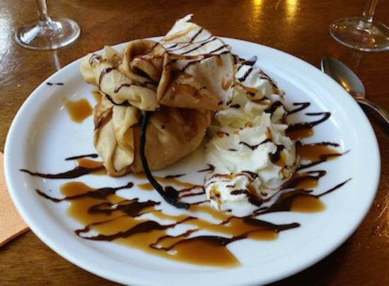 Creperie Le Pennti: A crepe to beat all crepes!